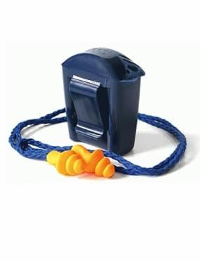 Беруши 3М™ 1271 многоразовые со шнурком в индивидуальной упаковке