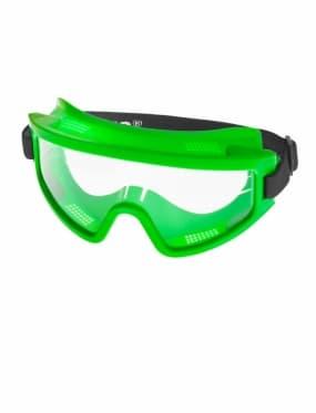 Очки защитные с прямой вентиляцией ЗП2 PANORAMA StrongGlass (PC)