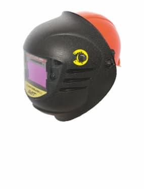Защитный лицевой щиток сварщика с креплением на каске КН CRYSTALINE® PREMIUM Favori®T