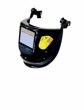 Защитный лицевой щиток сварщика с креплением на каске КН CRYSTALINE® STANDART PRESIDENT