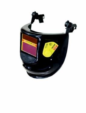 Защитный лицевой щиток сварщика с креплением на каске КН CRYSTALINE® Profiтм  PRESIDENT