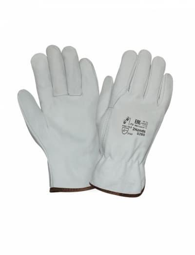 Кожаные перчатки 2Hands 0280