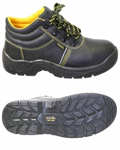 Ботинки рабочие  «ПРОФИ-СТАНДАРТ» с МП и МС