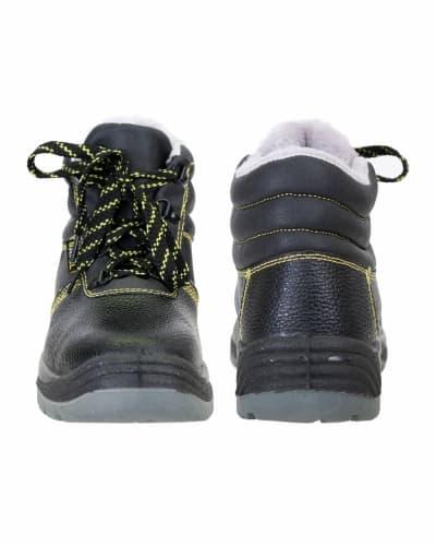 Ботинки рабочие «ПРОФИ-ЗИМА» с МП и МС