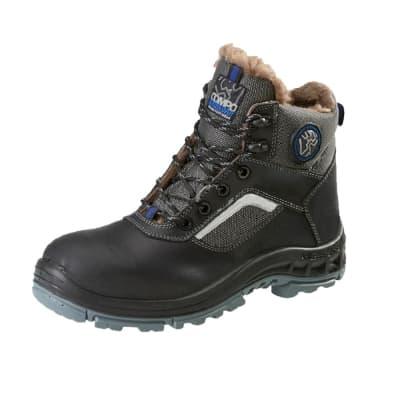 Ботинки «Compo Light» с шерстяным мехом КП