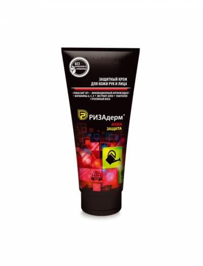 Защитный крем гидрофобного действия для кожи рук и лица «РизаДерм® Аква. Защита»