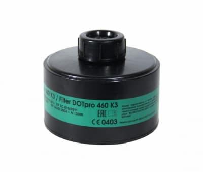 Фильтр для противогаза ДОТпро 460 К3