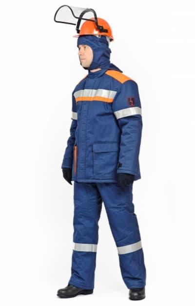 Костюм зимний с защитой от электродуги  DUGA II