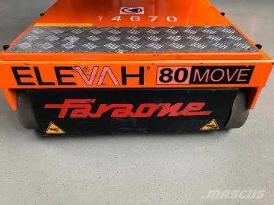 Телескопическая вышка Elevah 80 move