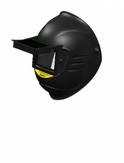 Защитный лицевой щиток сварщика с креплением на каске КН PREMIER Favori®T 2