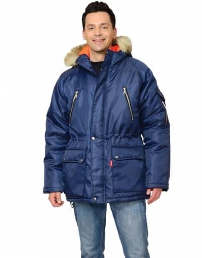 Куртка рабочая зимняя «Аляска»