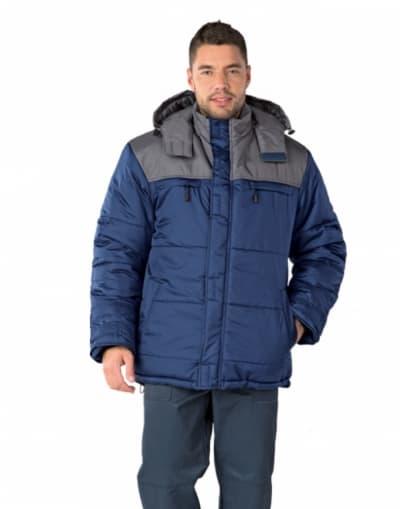 Куртка рабочая утепленная «Шатл»