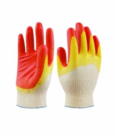 Перчатки трикотажные Оранж