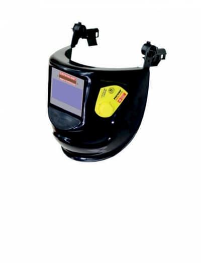 Защитный лицевой щиток сварщика с креплением на каске КН CRYSTALINE® Expertтм PRESIDENT