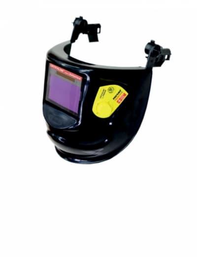 Защитный лицевой щиток сварщика с креплением на каске КН CRYSTALINE® PREMIUMтм PRESIDENT
