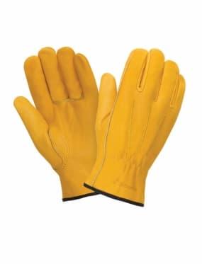Кожаные перчатки Siberia 0140