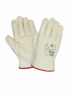 Кожаные перчатки 2Hands 0182