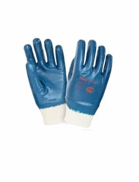 Перчатки нитриловые с тяжелым покрытием 2Hands ЕСО 0543