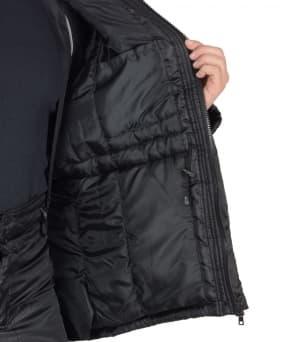 Куртка рабочая утепленная «Спецмонтаж» цвет оранжевый с черным и СОП