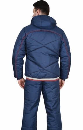Куртка «ИМИДЖ» темно-синяя