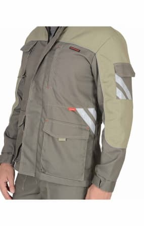 Костюм «Вест-Ворк» куртка длинная, брюки