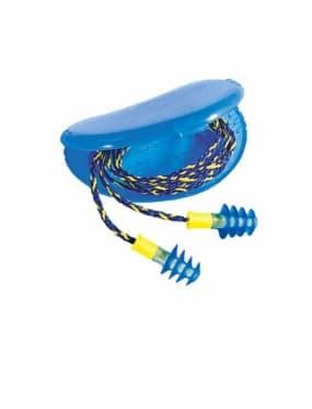 Беруши многоразовые со съемным шнурком в индивидуальной упаковке «Фьюжн Ладж»