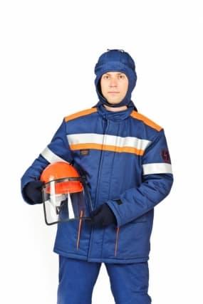 Подшлемник зимний из огнезащитной ткани