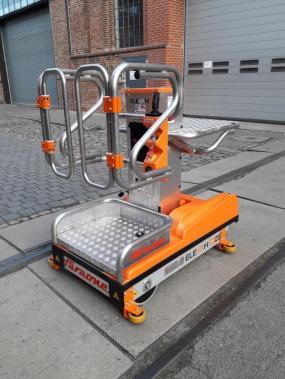 электрического самоходного подъемника ELEVAH 51 move picking