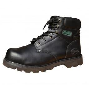 Ботинки рабочие «Hummer» черные