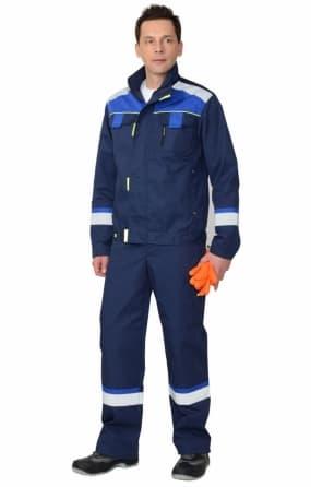 Костюм рабочий «Бостон» с брюками