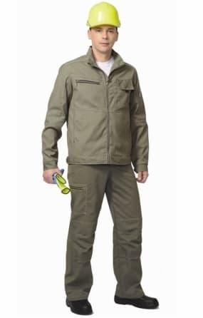 Костюм рабочий «ДАЛЛАС» оливковый с брюками