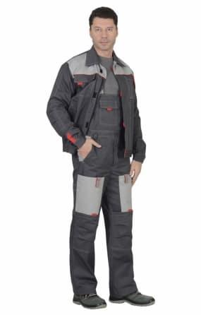 Костюм рабочий «ФАВОРИТ»: куртка,полукомбинезон