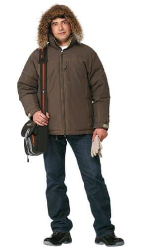 Куртка рабочая пуховая Korona