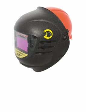 Защитный лицевой щиток сварщика с креплением на каске КН CRYSTALINE® EXPERT Favori®T