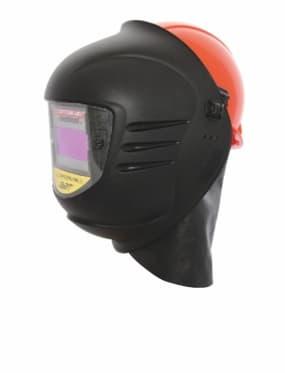 Защитный лицевой щиток сварщика с креплением на каске КН CRYSTALINE® STANDART Favori®T