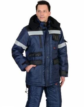 Куртка рабочая зимняя «Беркут»