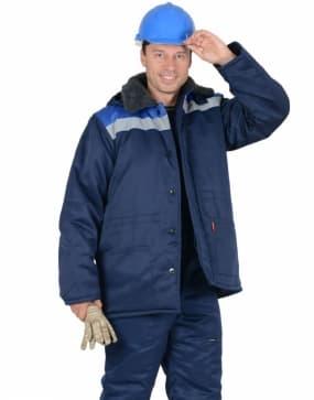 Куртка зимняя рабочая «Бригадир»