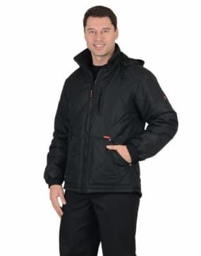 Куртка рабочая зимняя «Прага-Люкс»