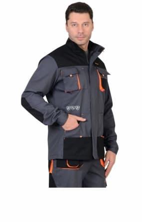 Куртка рабочая удлиненная«Манхеттен»