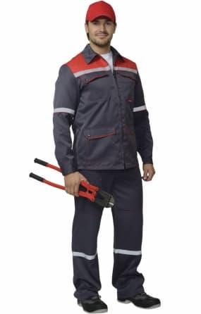 Костюм рабочий летний «Механик» с брюками
