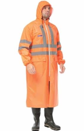 Плащ Extra-Vision оранжевый