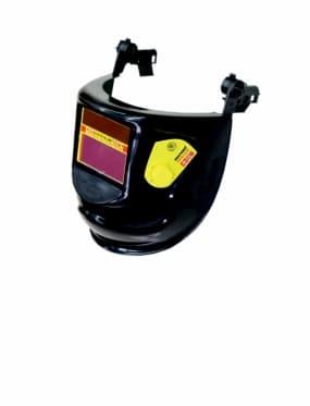 Защитный лицевой щиток сварщика с креплением на каске КН CRYSTALINE® UNIVERSALтм PRESIDENT.