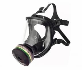 Противогаз фильтрующий «РУБЕЖ» с маской МАГ