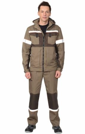 Костюм рабочий «РОДОС» с брюкам