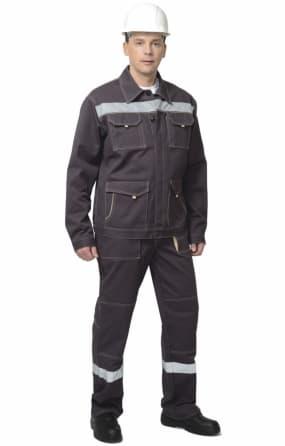 Костюм рабочий «Троя» с брюками