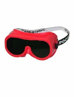 Очки защитные  с прямой вентиляцией ЗП8 ЭТАЛОН super (3 СA)